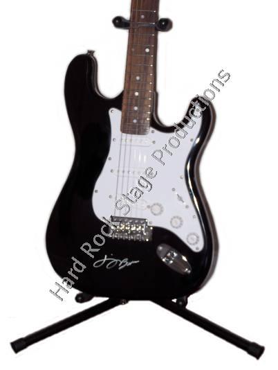 Jimmy Buffett Signed Autographed Guitar