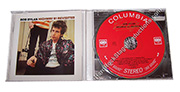 Bob Dylan Autographed CD