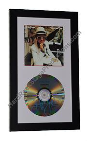 Elton John Autographed CD