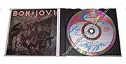 Bon Jovi Autographed CD