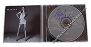 Mariah Carey Autographed CD