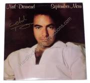 Neil Diamond Autographed Album