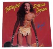 Ted Nugent Autographed Album