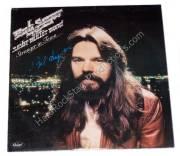 Bob Seger Autographed Album