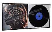 Rolling Stones Autographed Album