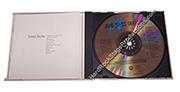 James Taylor Autographed CD