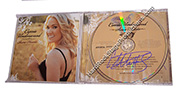 Carrie Underwood Autographed CD