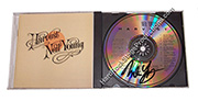Neil Young Autographed CD