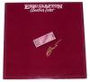 Eric Clapton Autographed Album