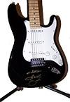 Garth Brooks Autographed Guitar