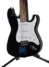 Brad Paisley Autographed Guitar