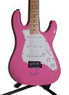 Shania Twain Autographed Guitar