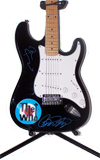 The Who Autographed Airbrushed Guitar