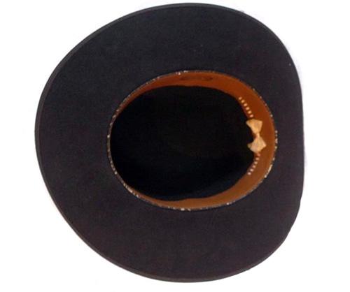 john lennon book cover worn hat