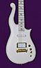 Prince White Cloud Tribute Guitar