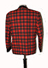 rod stewart stage worn plaid jacket